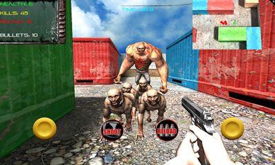 Descargar Zombie Attack Protocol Para Android Gratis El Juego