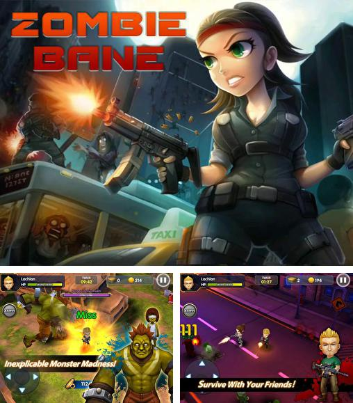 In addition to the game Armor girls: Z battle for Android phones and tablets, you can also download Zombie bane for free.