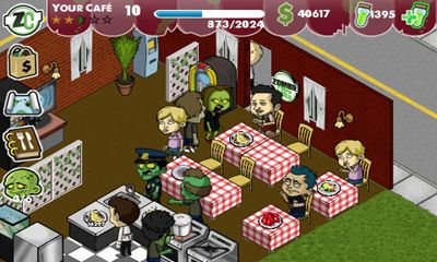 Get full version of Android apk app Zombie Cafe for tablet and phone.