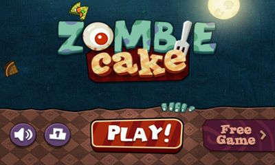 Zombie Cake poster