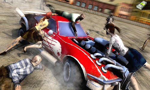 Kostenloses Android-Game Zombie Auto Smash Derby. Vollversion der Android-apk-App Hirschjäger: Die Zombie car smash derby für Tablets und Telefone.