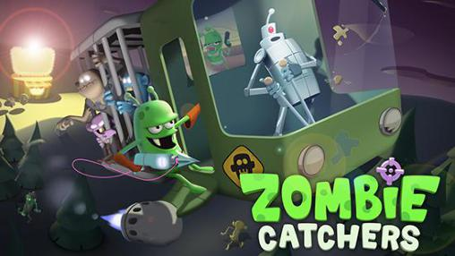 Zombie catchers обложка