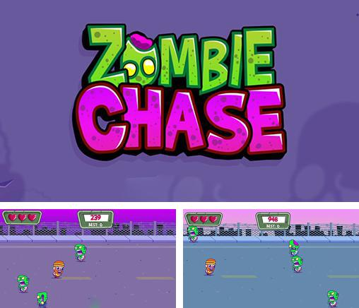 In addition to the game Soundtrack attack: Steven universe for Android phones and tablets, you can also download Zombie chase for free.