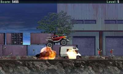 Zombie City Escape screenshot 1