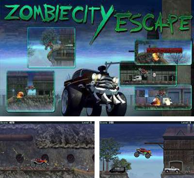 In addition to the game Zombie vs Truck for Android phones and tablets, you can also download Zombie City Escape for free.