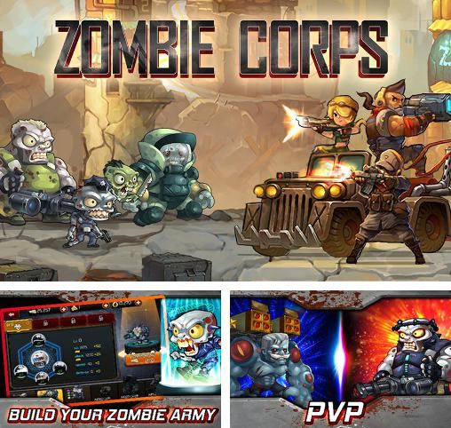 In addition to the game Airforce strike for Android phones and tablets, you can also download Zombie corps for free.
