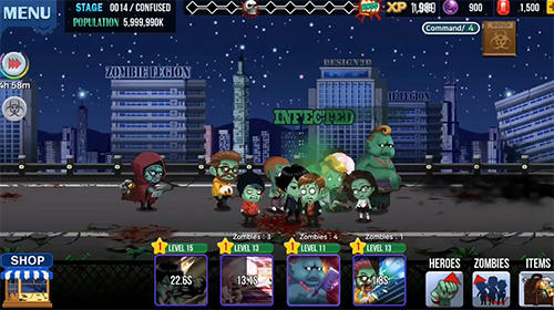 Zombie corps: Idle RPG for Android - Download APK free