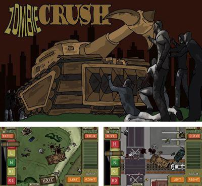 In addition to the game Wisp for Android phones and tablets, you can also download Zombie Crush for free.