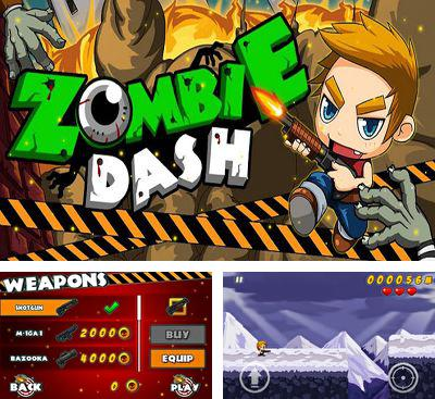 In addition to the game Oops Zombie for Android phones and tablets, you can also download Zombie Dash for free.
