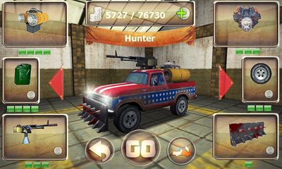 Download Zombie Derby Android free game.