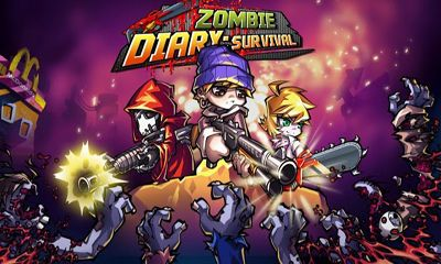 Zombie Diary Survival poster