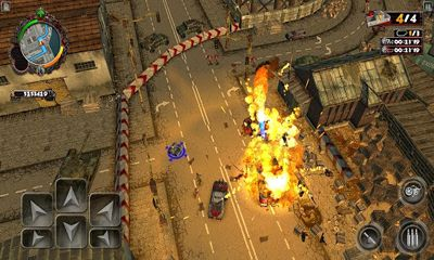 Zombie Driver THD screenshot 2
