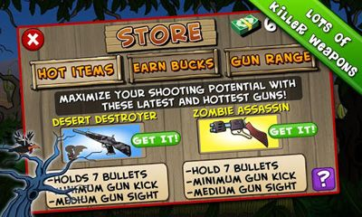Get full version of Android apk app Zombie Duck Hunt for tablet and phone.