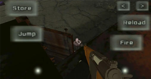 Zombie exterminator: 3D shooter screenshot 3