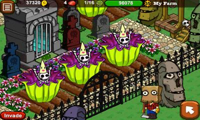 Zombie Farm for Android - Download APK free