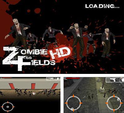 In addition to the game Augmentron AR for Android phones and tablets, you can also download Zombie Field HD for free.