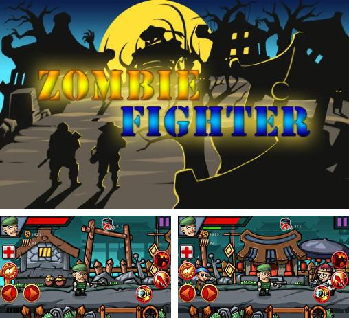In addition to the game War of tanks: Online for Android phones and tablets, you can also download Zombie fighter for free.