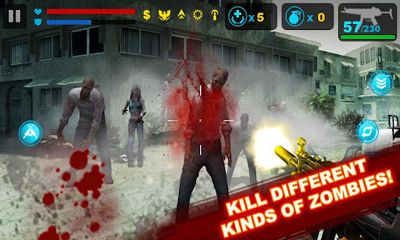 Zombie Frontier screenshot 3