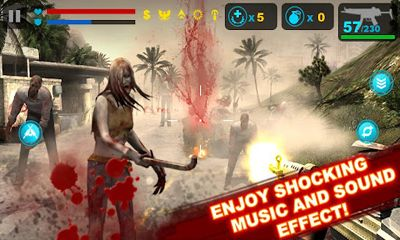 Zombie Frontier screenshot 4