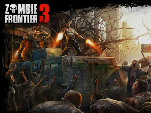 Zombie frontier 3 poster