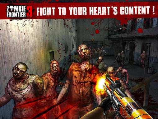 Descargar Zombie Frontier 3 Para Android Gratis El Juego Fronteras