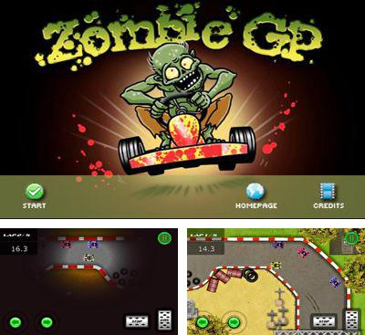 In addition to the game HTR High Tech Racing for Android phones and tablets, you can also download Zombie GP for free.