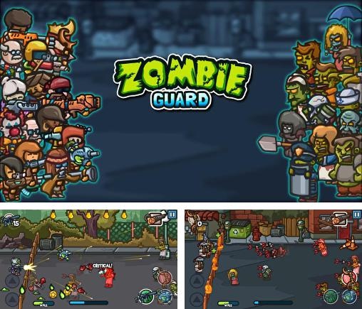 In addition to the game Storm the train for Android phones and tablets, you can also download Zombie guard for free.