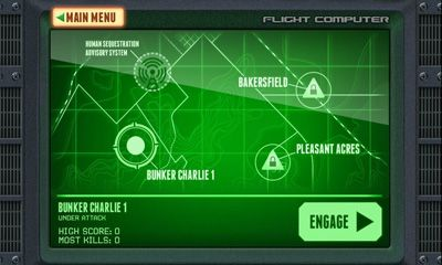 Screenshots von Zombie Gunship für Android-Tablet, Smartphone.