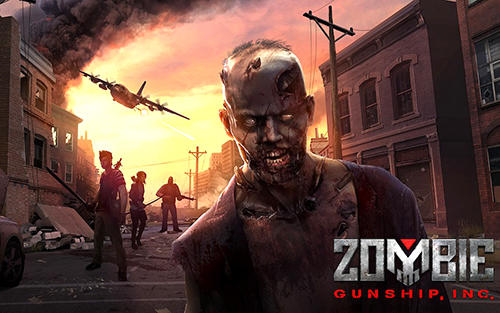 Zombie gunship survival обложка
