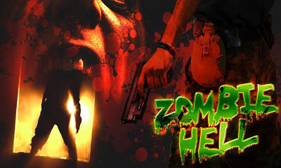 Zombie Hell - Shooting Game обложка