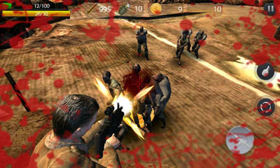 Zombie Hell - Shooting Game скриншот 2