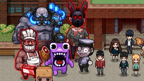 Zombie high school screenshot 2