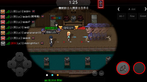 Zombie high school screenshot 4