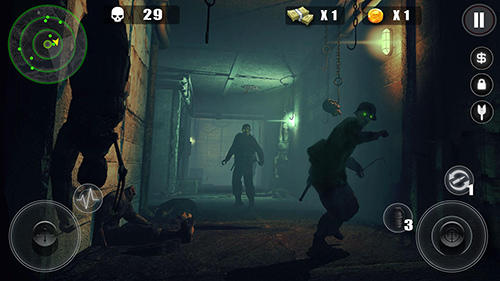 Zombie Hitman: Survive from the death plague скриншот 5