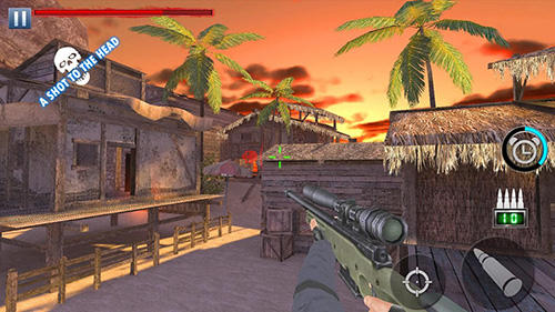 Zombie hunter: Battleground rules screenshot 2