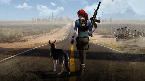 Screenshots von Zombie hunter: Post apocalypse survival games für Android-Tablet, Smartphone.