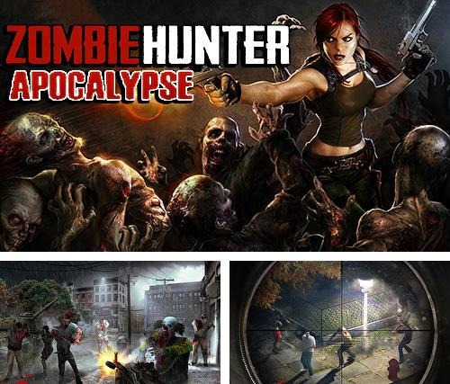 En plus du jeu Contre-envahisseur: Tir CS pour téléphones et tablettes Android, vous pouvez aussi télécharger gratuitement Chasseur aux zombies: Survie post-apocalyptique, Zombie hunter: Post apocalypse survival games.