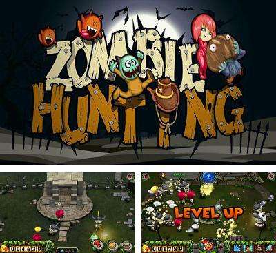 In addition to the game Penguin Palooza for Android phones and tablets, you can also download Zombie Hunting for free.