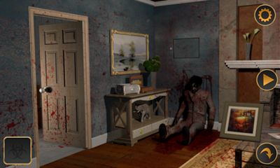 Screenshots von Zombie Invasion: Escape für Android-Tablet, Smartphone.