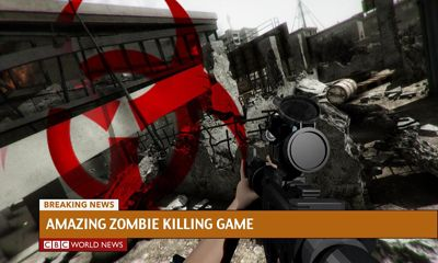 Zombie Kill Free Game screenshot 1