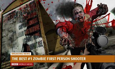 Zombie Kill Free Game screenshot 5