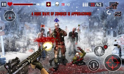 Zombie killer screenshot 2