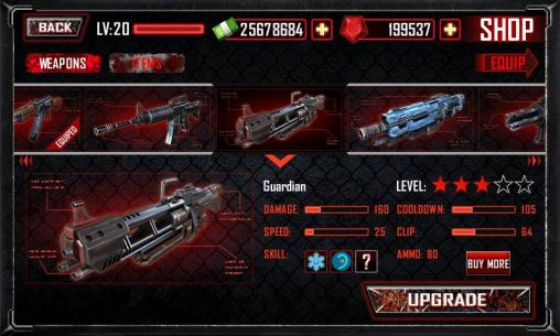 Zombie killer screenshot 3