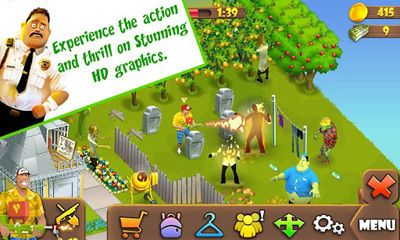 Get full version of Android apk app Zombie Lane for tablet and phone.