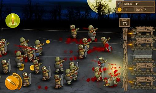 Zombie madness 2 screenshot 2