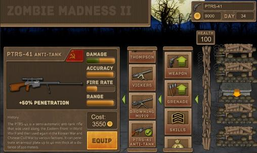 Zombie madness 2 screenshot 5