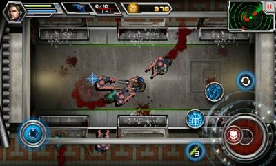 Screenshots do Zombie Metro Seoul - Perigoso para tablet e celular Android.