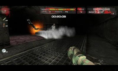 Zombie N.W.O screenshot 1