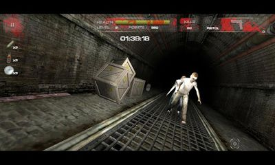 Screenshots do Zombie N.W.O - Perigoso para tablet e celular Android.