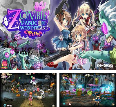 In addition to the game Chilean Miner for Android phones and tablets, you can also download Zombie Panic in Wonderland for free.